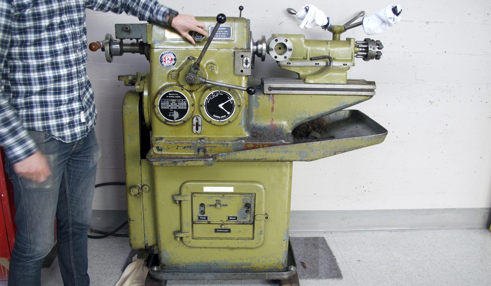 mouser machine shop